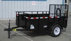 Our Newest Line Of Trailers Are Made By Iron Panther And Selling Like Hotcakes Drop See Our Collection Utility From